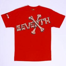 "TSL ""SEVENTH"" BONES – RED - m"